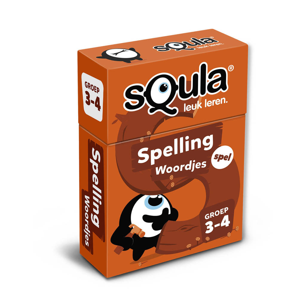 Identity Games Squla  Spelling Woordjes