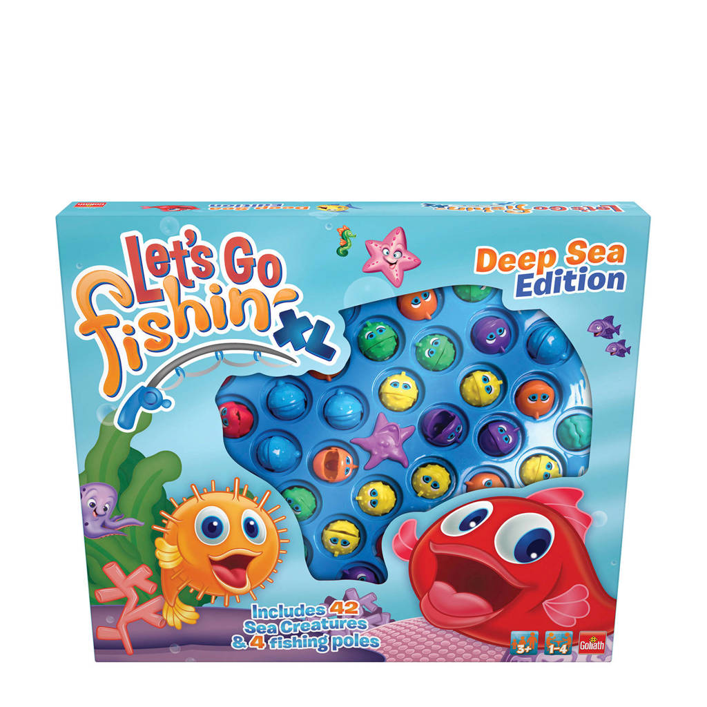 Goliath Let's Go Fishin' XL kinderspel