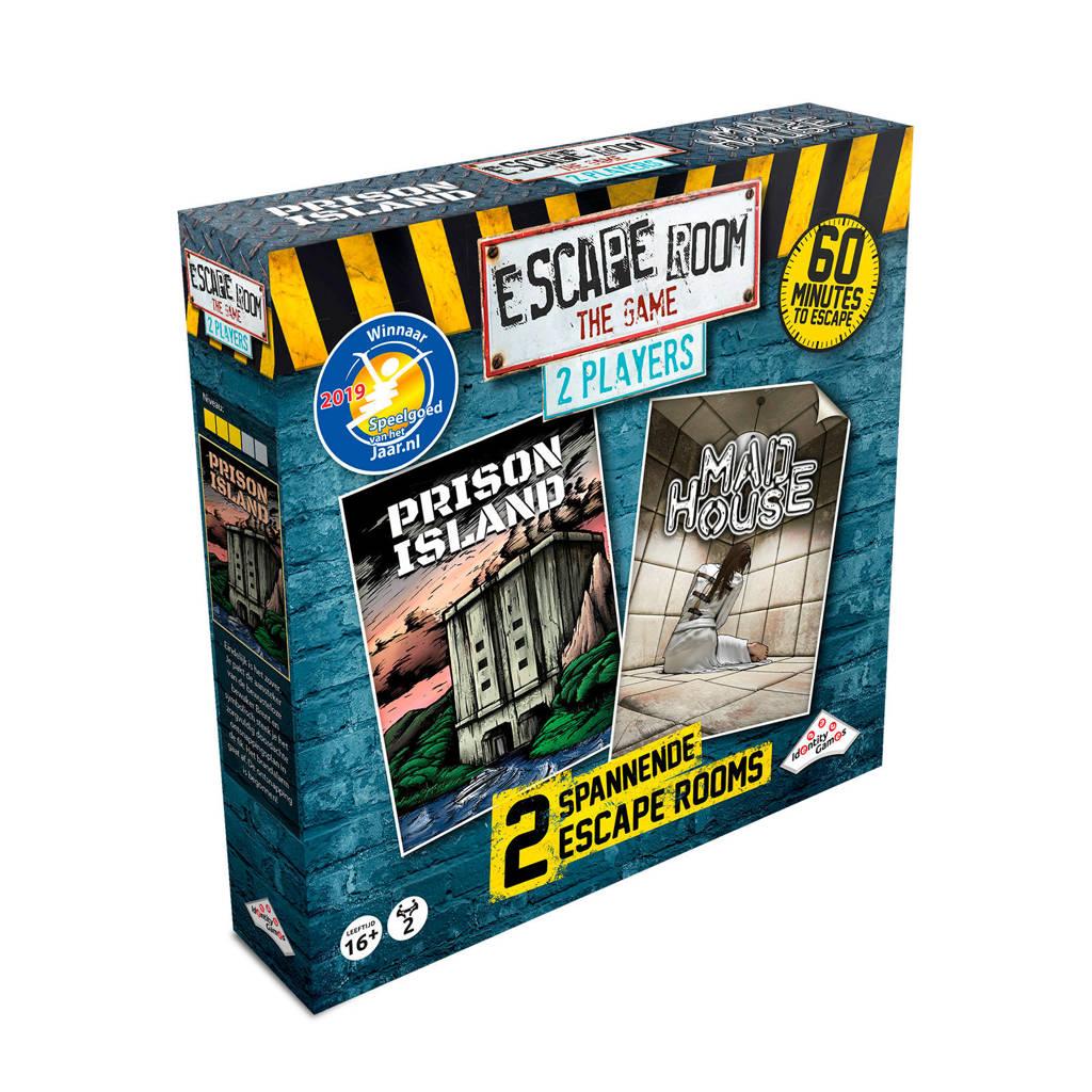 Identity Games Escape Room The Game 2 Players bordspel