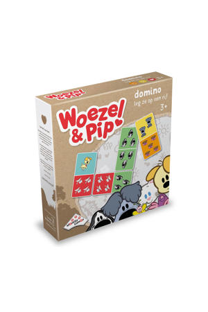 Woezel & Pip Domino kinderspel