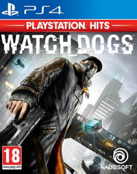 Watch dogs (Hits) (PlayStation 4)