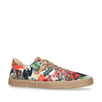 sneakers met print