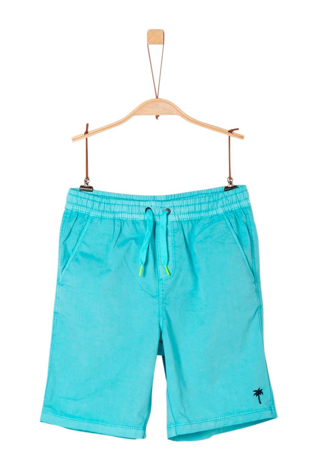s.Oliver bermuda turquoise, Turquoise