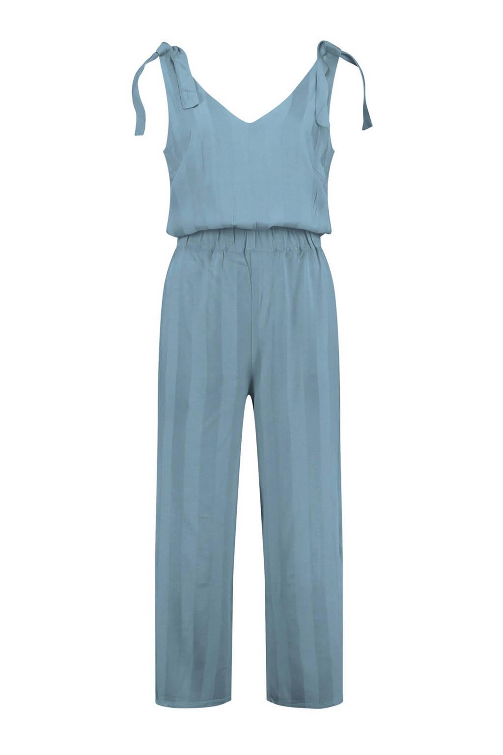 CKS jumpsuit blauw, Blauw