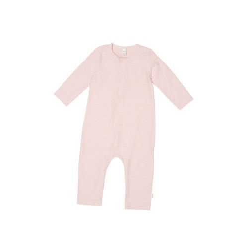 Koeka newborn baby gestreept boxpak Linescape roze