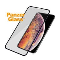 PanzerGlass screenprotector iPhone XS Max, Transparant/wit