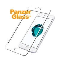 PanzerGlass clearcase IPHONE 6/6S/7/8-, Wit