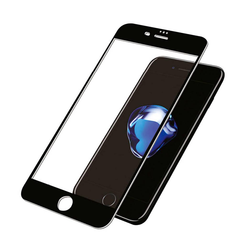 PanzerGlass screenprotector iPhone 6/6S/7/8+ Case Friendly, Zwart/transparant