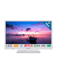 Salora  24HSW6512 LED smart tv, Wit