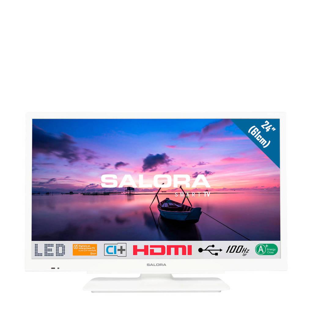 Salora 24HDW6515 HD LED TV/DVD combi, Matwit