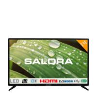 Salora 32LTC2100 HD Ready LED tv, Zwart