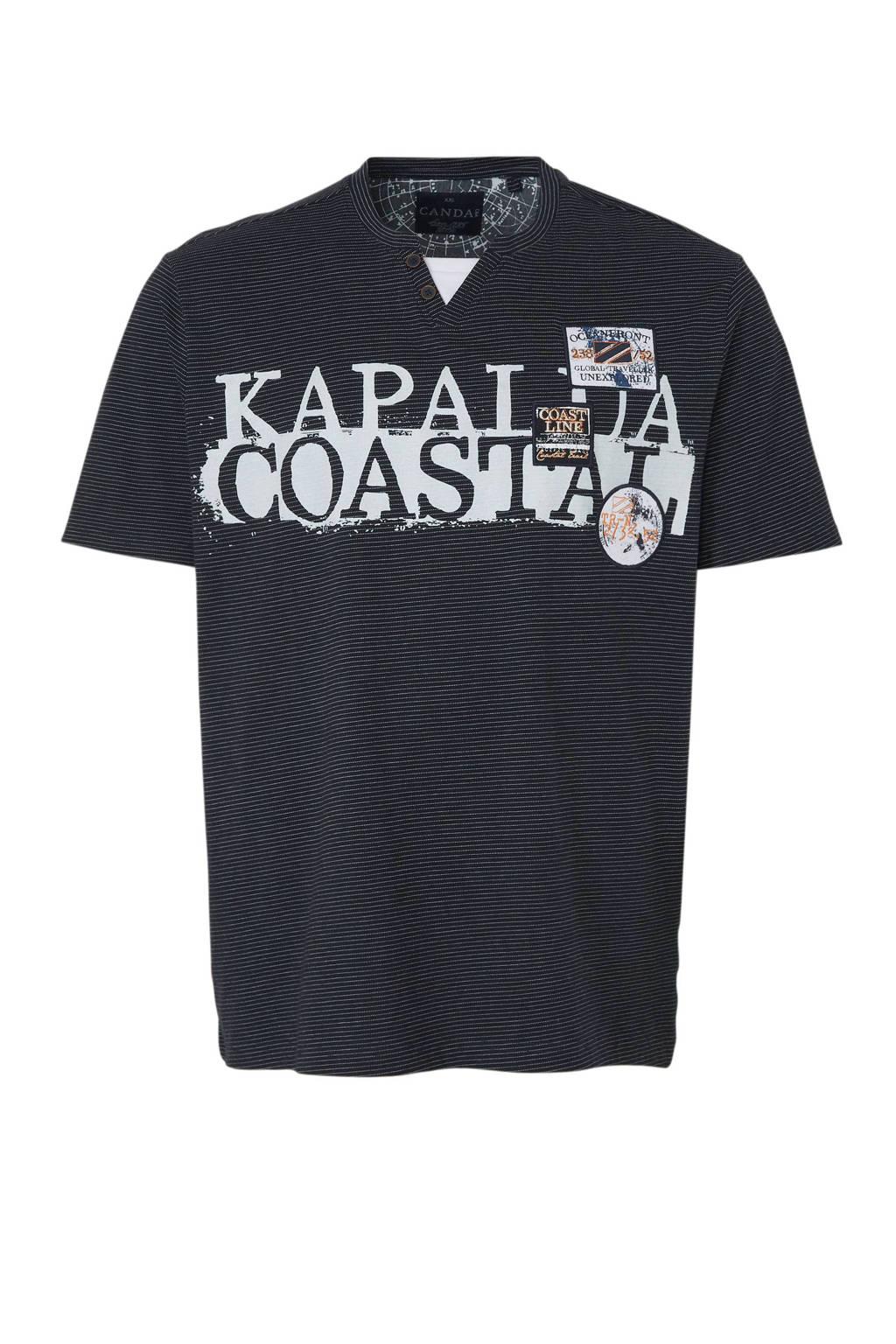 C&A XL Canda T-shirt, Donkerblauw