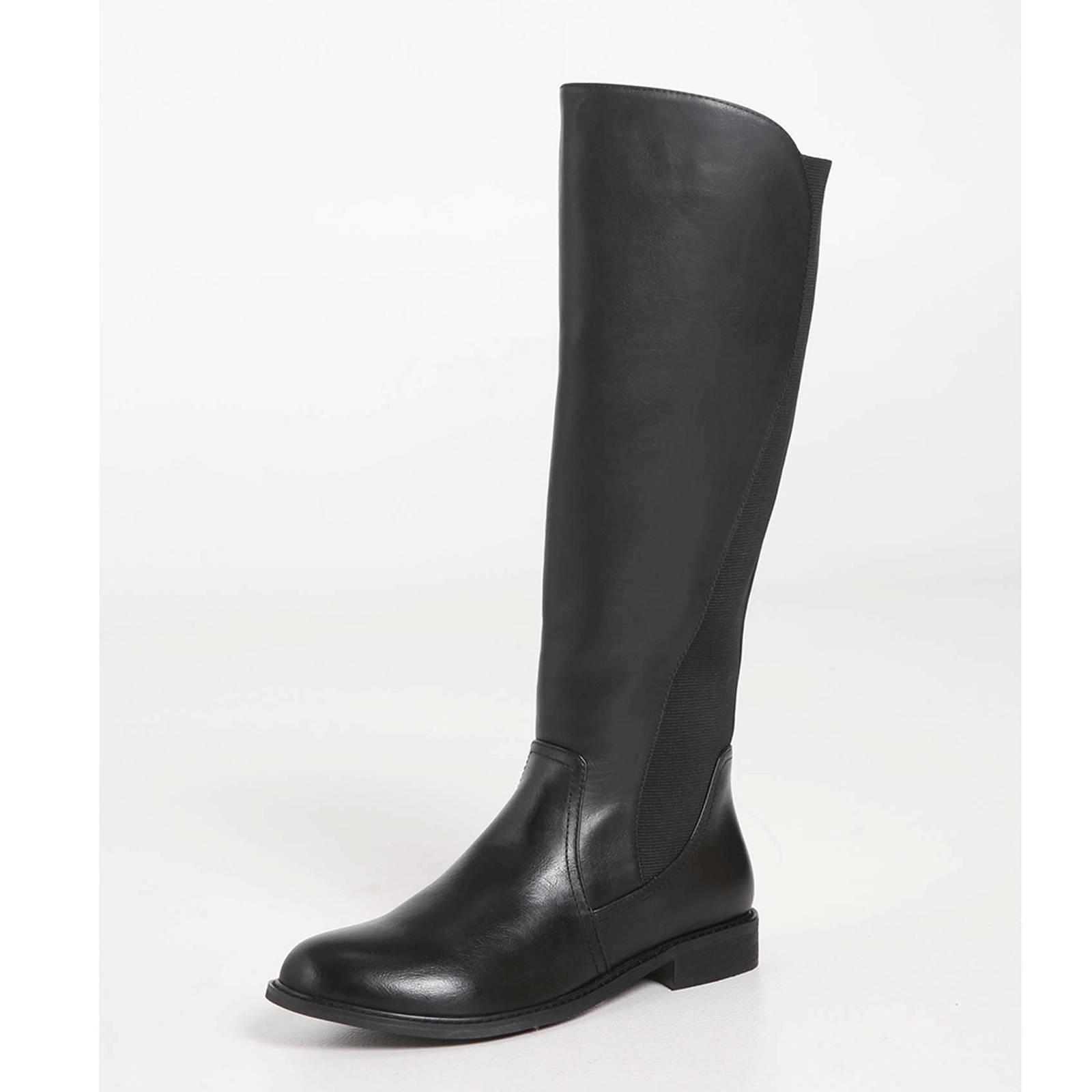 Laarzen, XL schacht, wijdte H Grote Maten | Laarzen, Grote