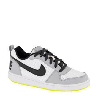 sneakers wit/grijs