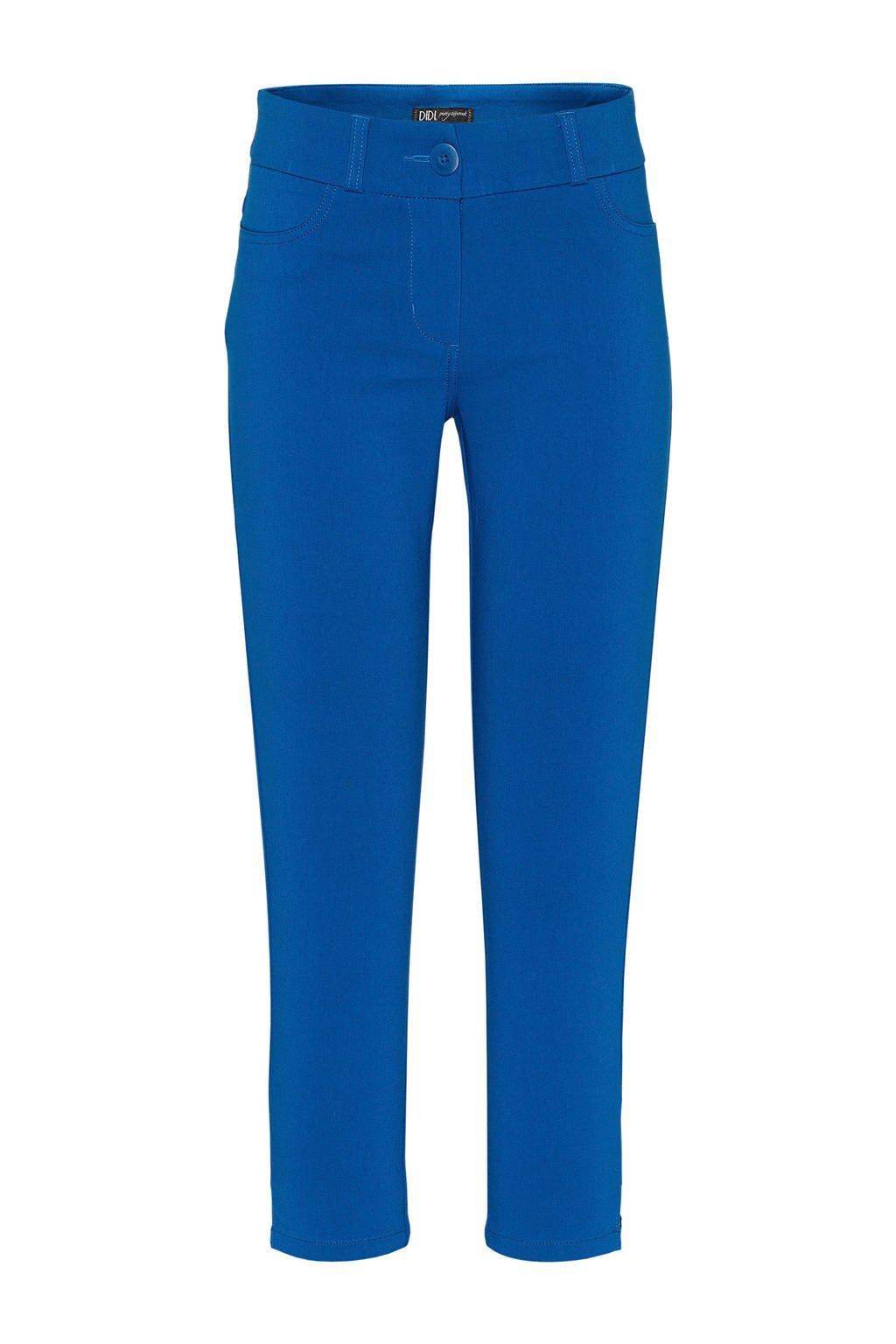 Didi 7/8 skinny jeans blauw, Blauw