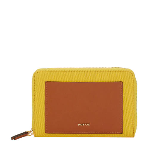 Parfois portemonnee geel kopen