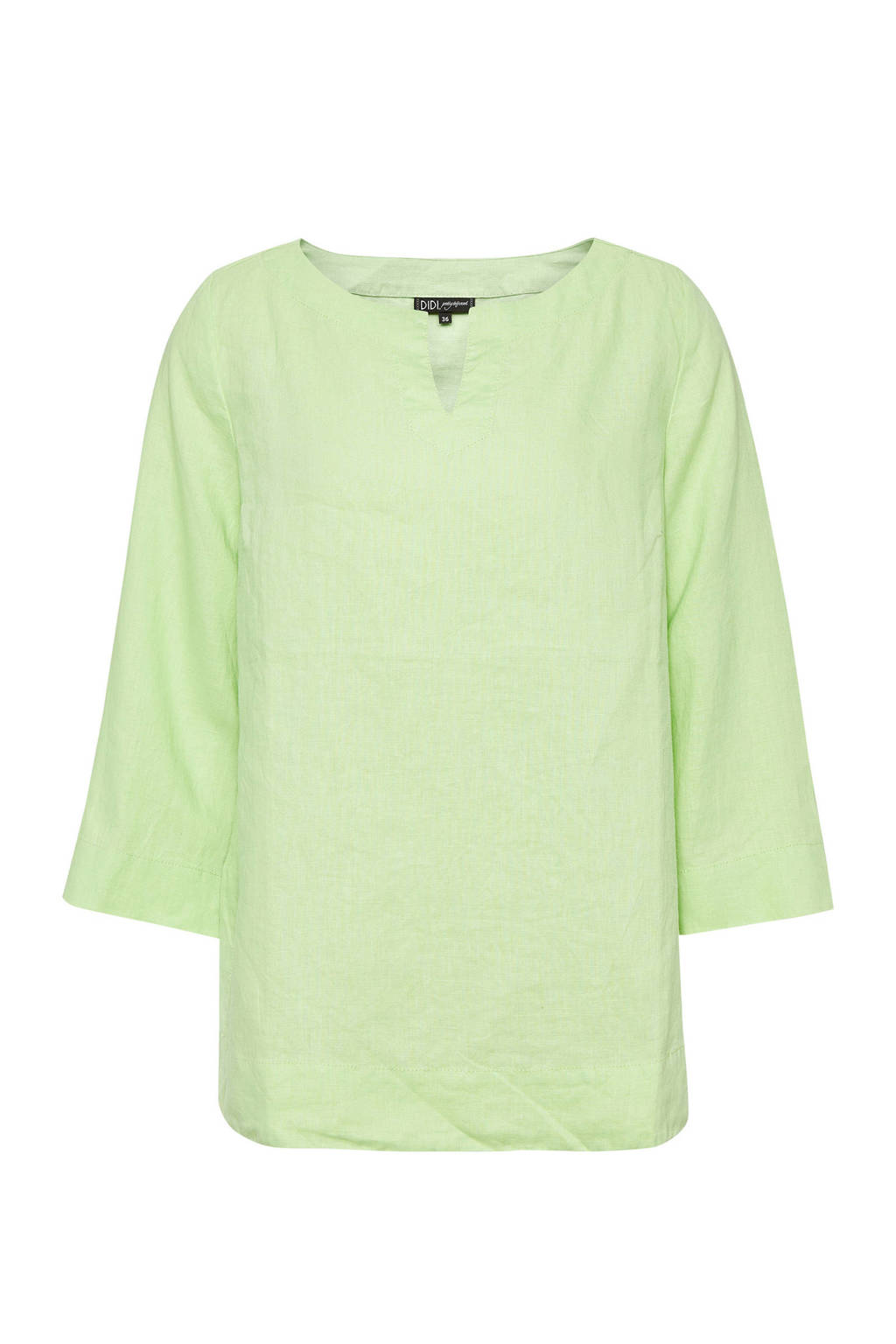 Didi loose fit top, Mintgroen