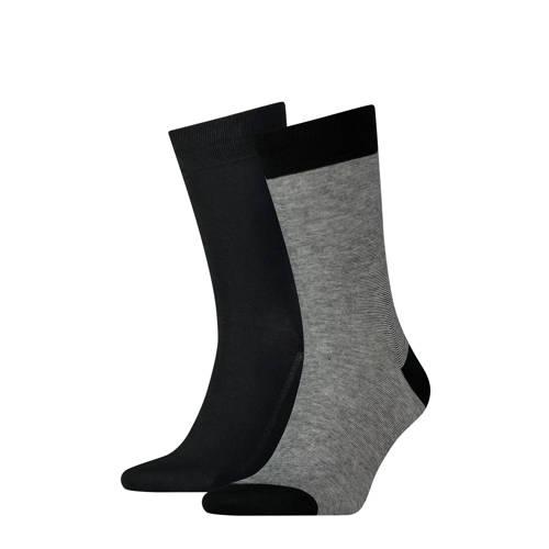 Levi's sokken set van 2 zwart kopen