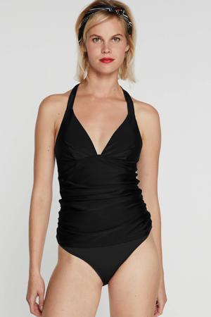 tankini bikinitop zwart