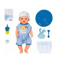 BABY born soft touch little boy  babypop