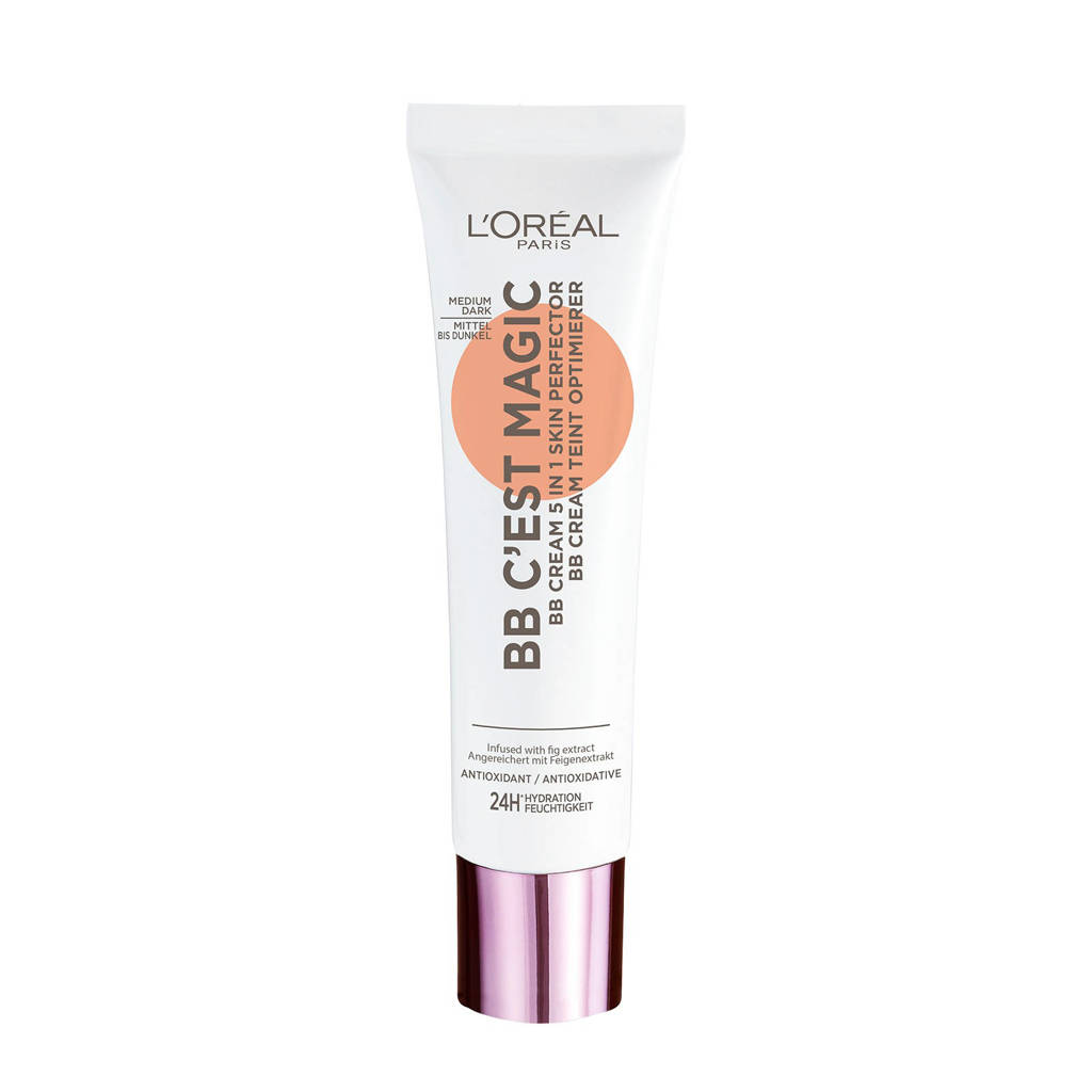 L'Oréal Paris C'est Magic BB Cream - 05 Medium Dark - 30 ml