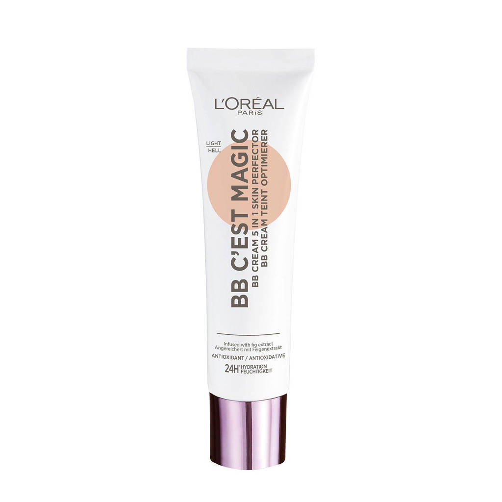L'Oréal Paris C'est Magic BB Cream - 02 Light - 30 ml, 02 light