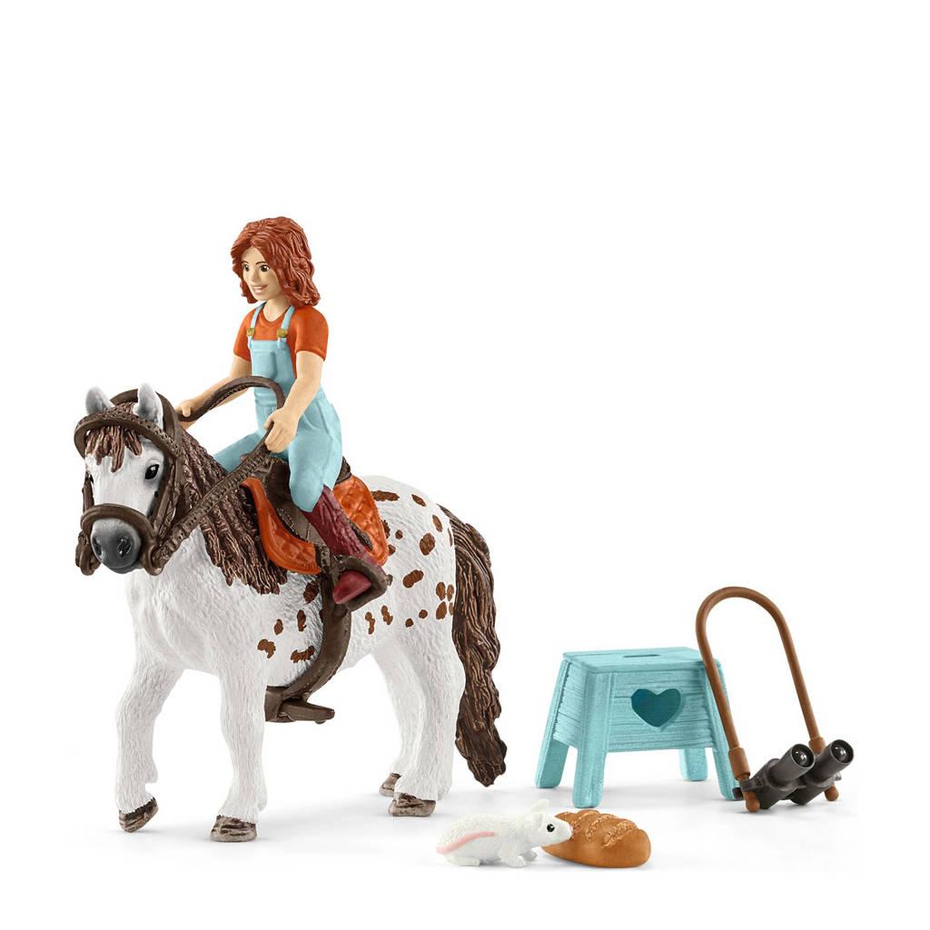 Schleich Horse Club Mia en Spotty