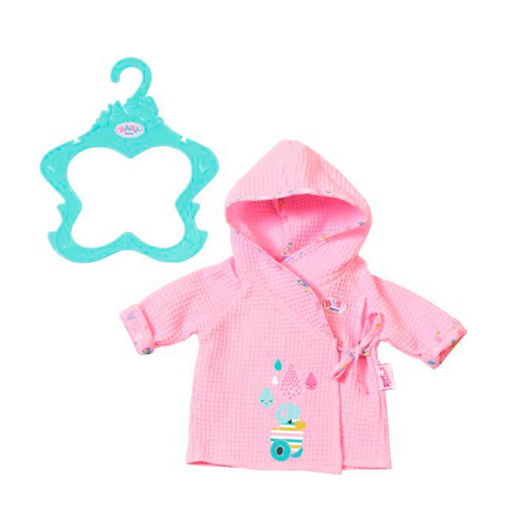 BABY born badjas roze