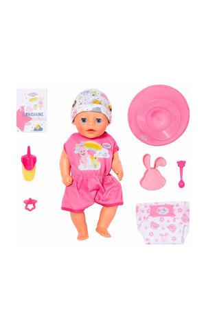 soft touch little girl 36 cm babypop