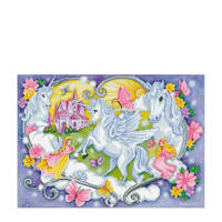 Diamond Dotz princess magic diamond dotz: 66x47 cm