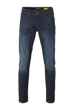 regular fit jeans Henlow coated dark blue