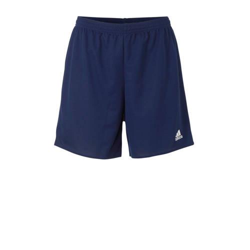 adidas performance PARMA16 sportshort donkerblauw