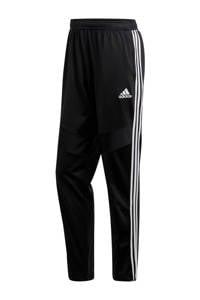 adidas Performance   sportbroek Tiro 19 zwart, Zwart/wit