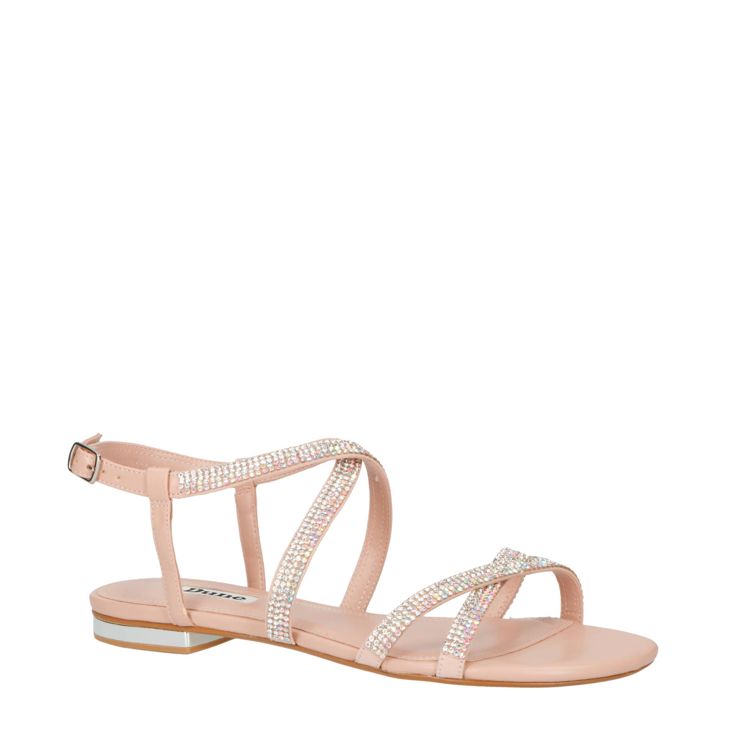new arrival 799d1 9fb19 Neevie sandalen oudroze