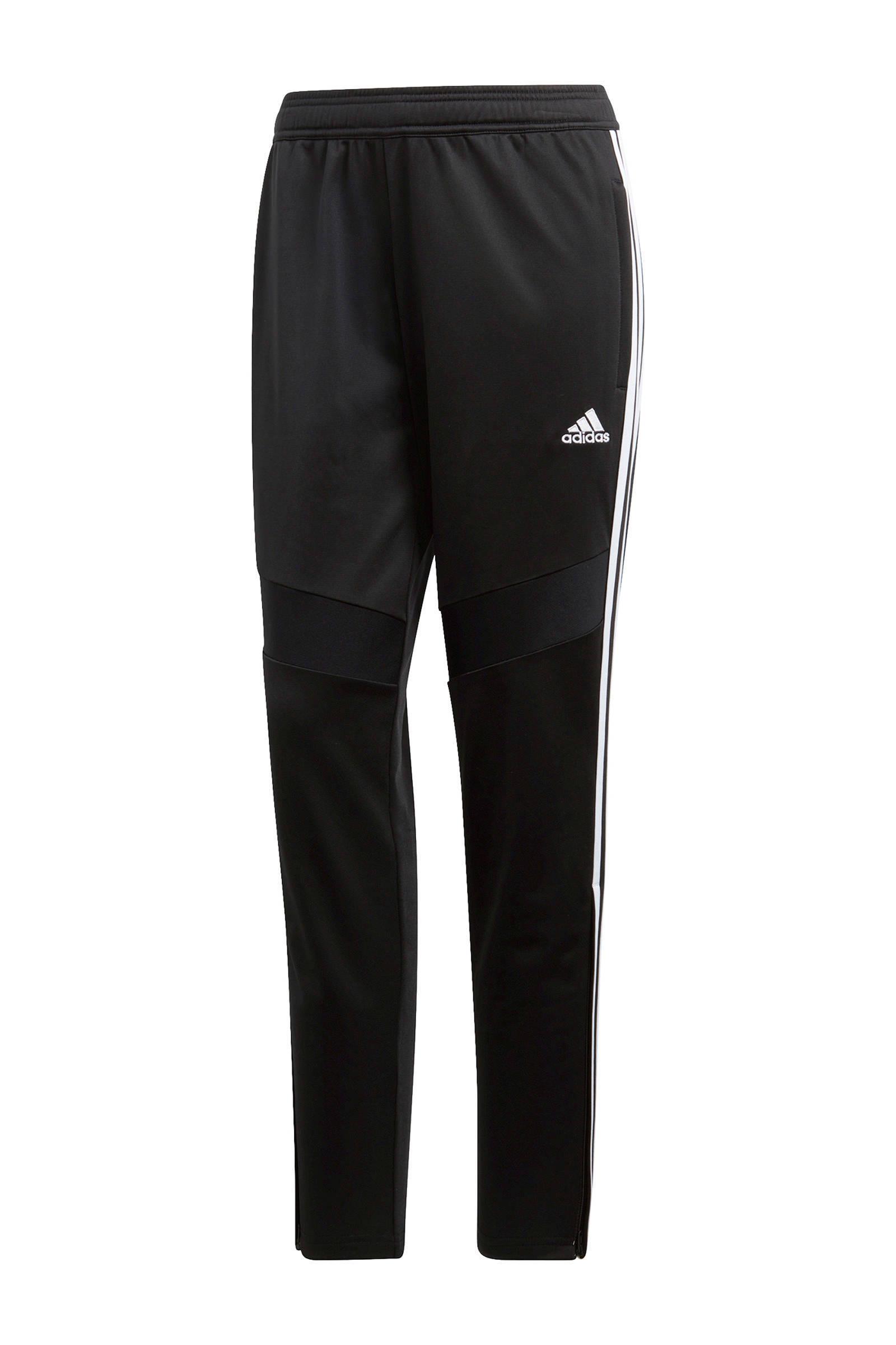 adidas Performance Tiro 19 sportbroek zwart | wehkamp
