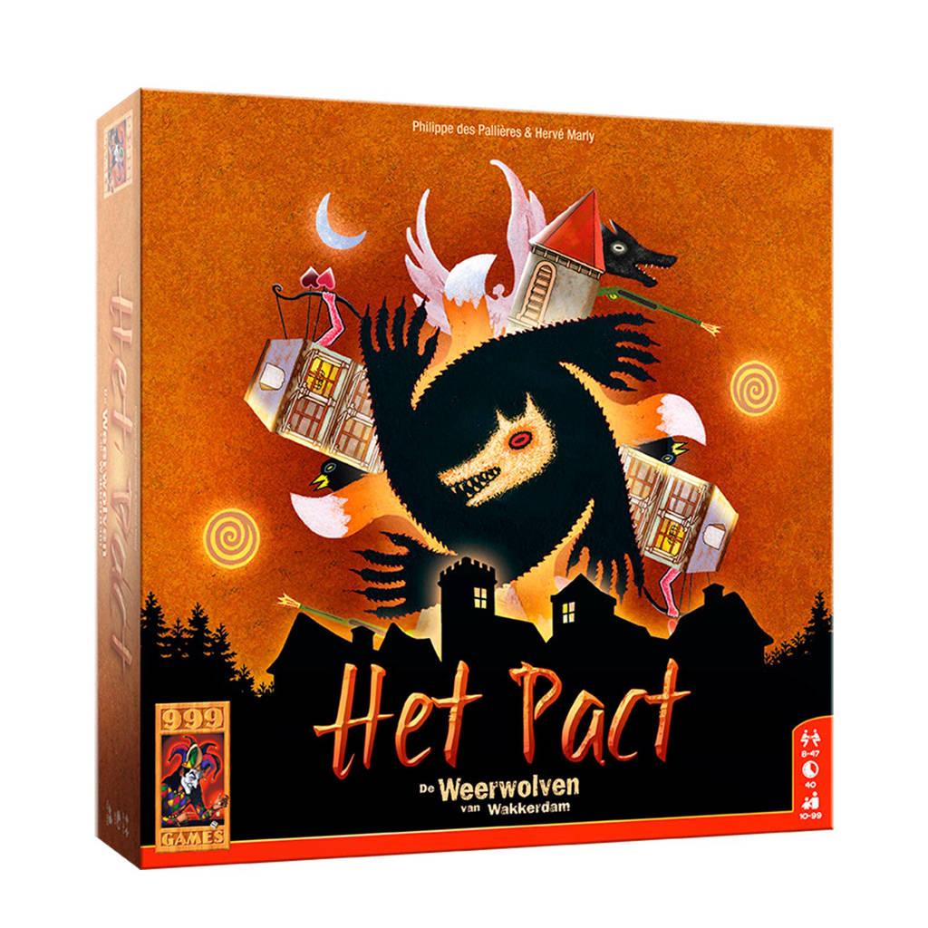 999 Games De Weerwolven van Wakkerdam: Het Pact kaartspel