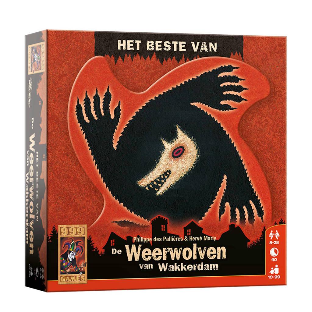 999 Games De Weerwolven van Wakkerdam: Het beste van kaartspel