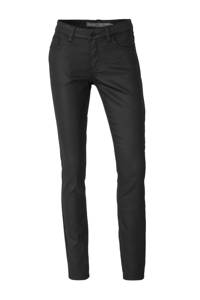 Geisha slim fit broek zwart, Zwart