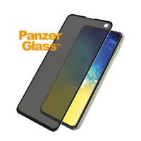PanzerGlass  Samsung Galaxy S10e Privacy screenprotector, Transparant/zwart