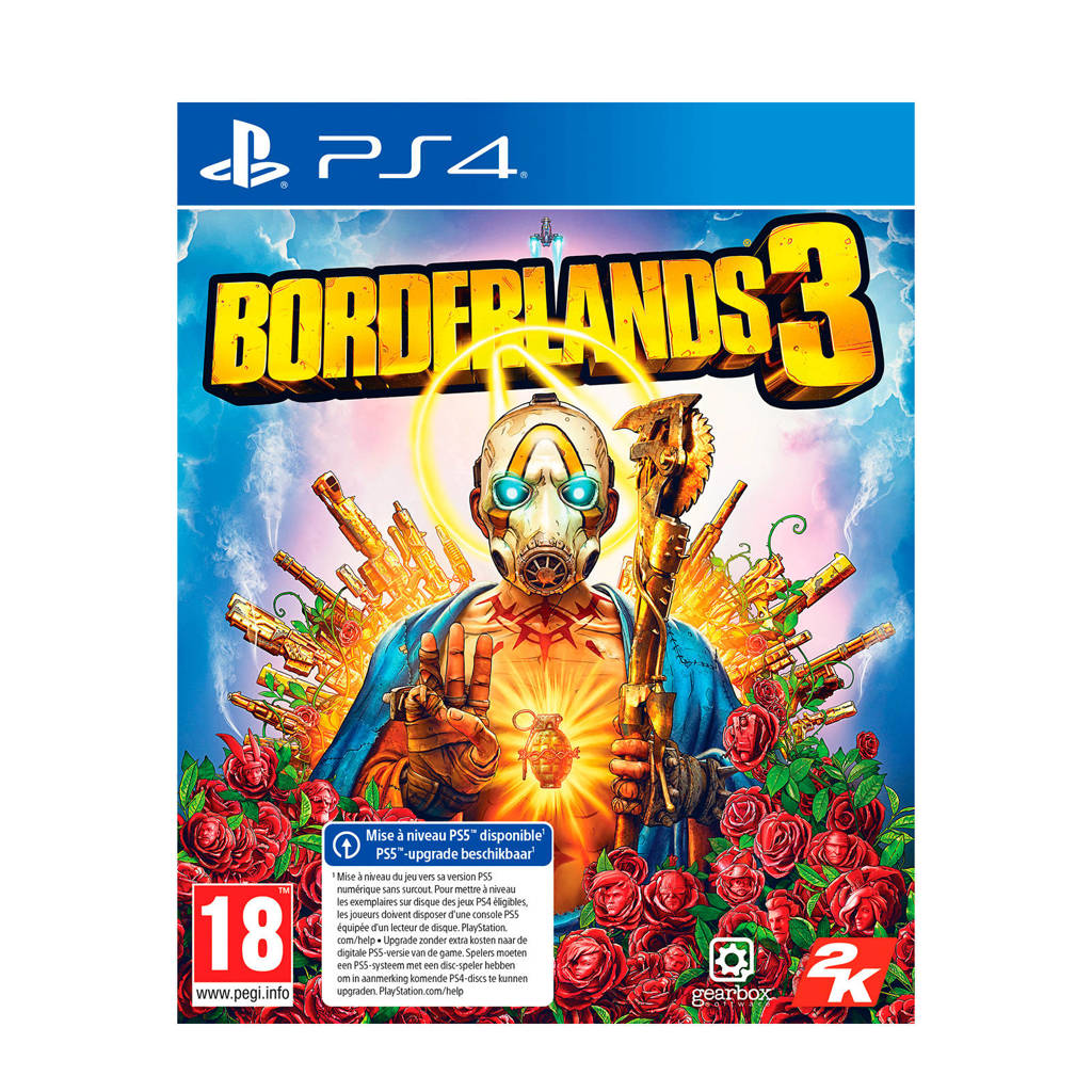 Borderlands 3 (PlayStation 4), N.v.t.