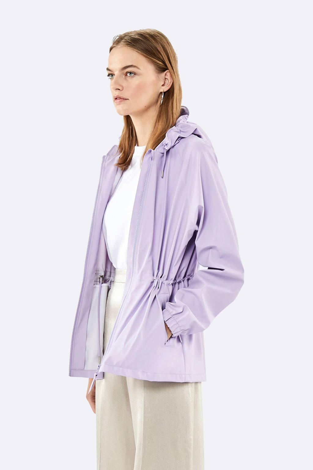 Rains W coat regenjas lavendel, Lavendel