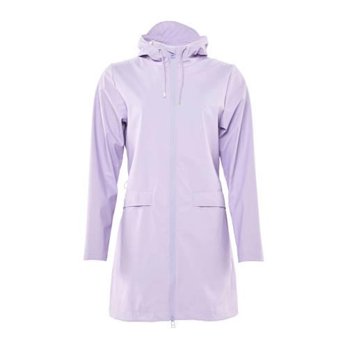 Rains W coat regenjas lavendel