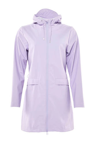 W coat regenjas lavendel