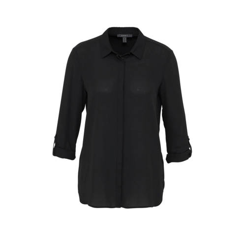 ESPRIT Women Collection blouse zwart