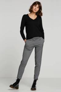 edc Women longsleeve zwart, Zwart