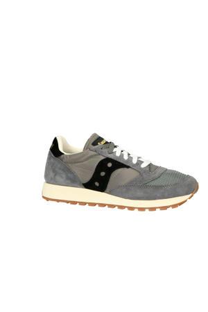 Jazz Original Vintage  sneakers grijs/zwart
