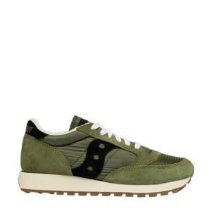 Jazz Original Vintage sneakers groen/zwart