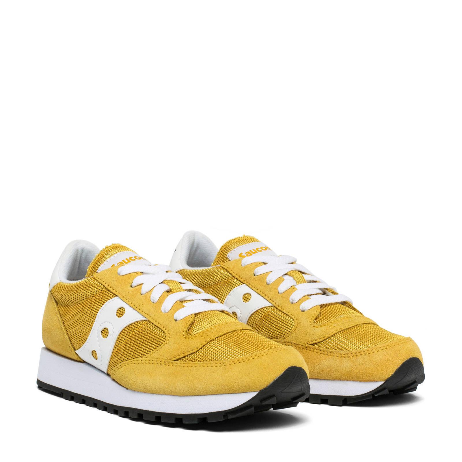buy \u003e saucony sneakers geel, Up to 74% OFF