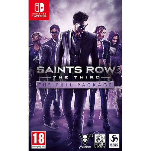 Saints row the third - The full package (Nintendo Switch) kopen