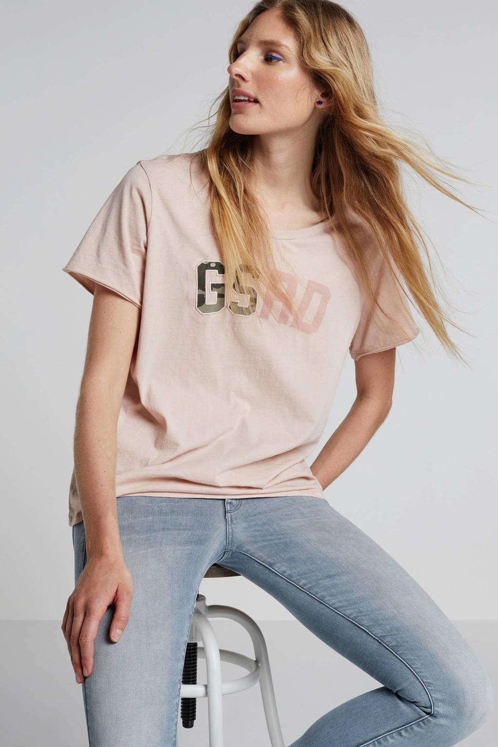 G-Star RAW Lynn skinny fit jeans grijs, Grijs